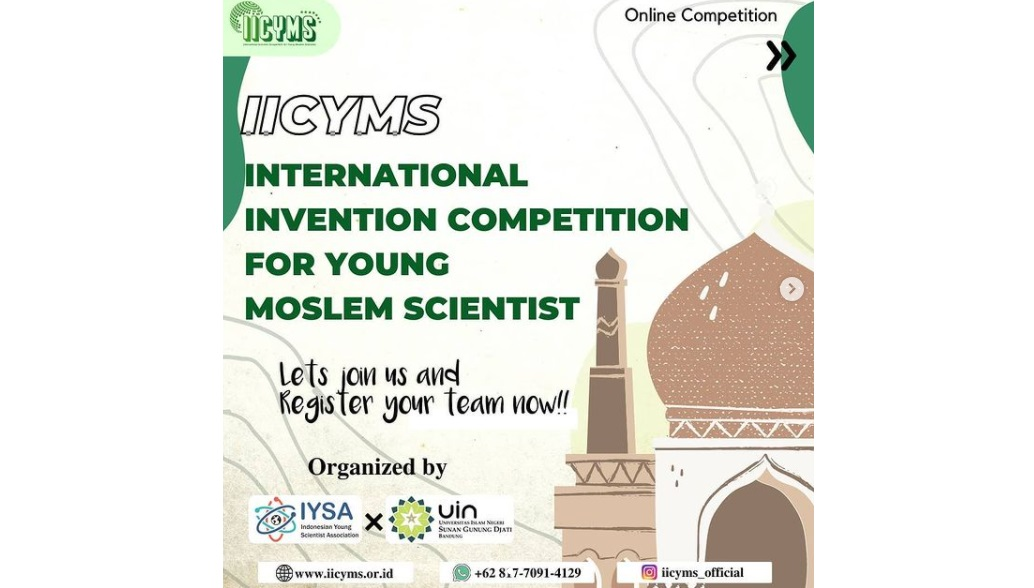 International Invention Competition for Young Moslem Scientists