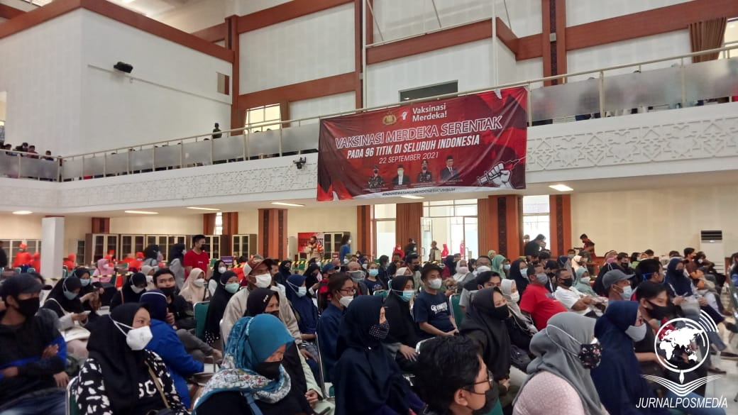 Vaksinasi UIN Bandung